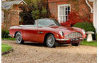 1967er Aston Martin DB6 MkI Volante Convertible