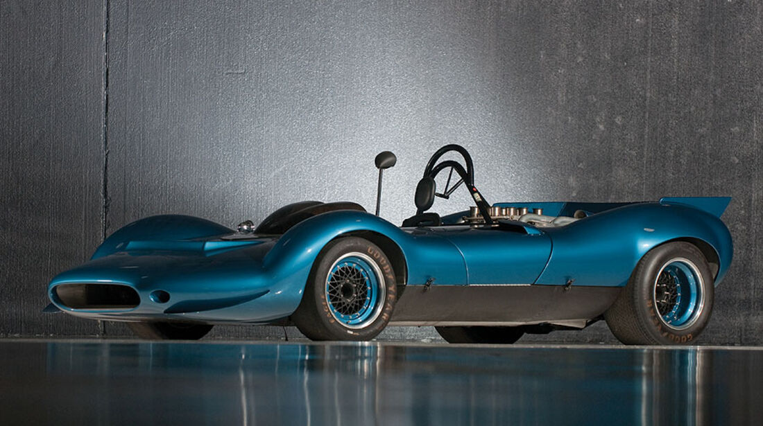 1967er Shelby American Can-Am Cobra Group 7