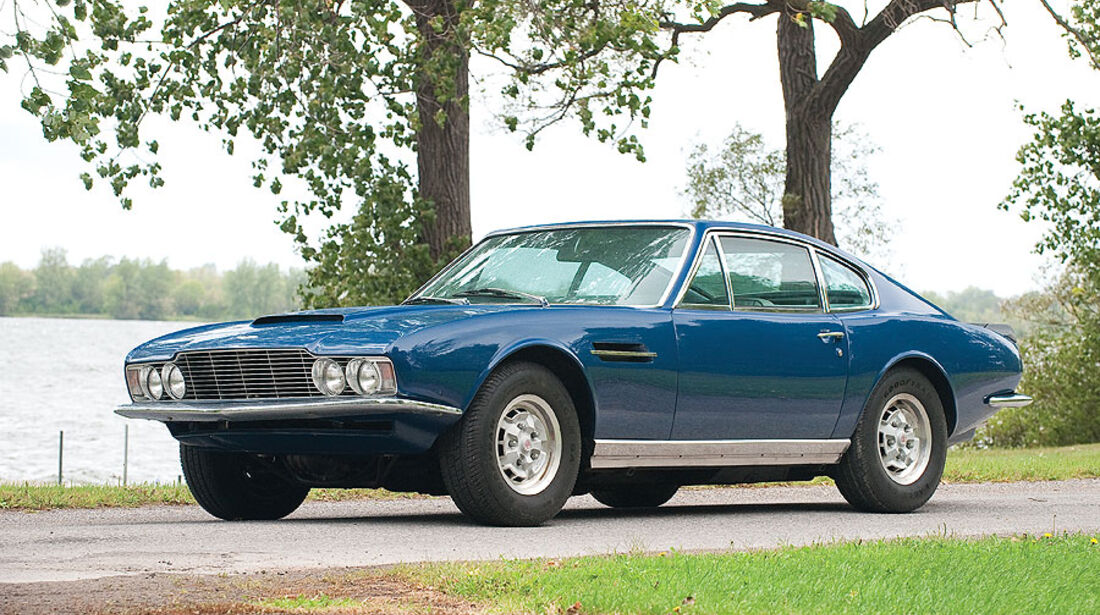 1968er Aston Martin DBS/V8 Saloon
