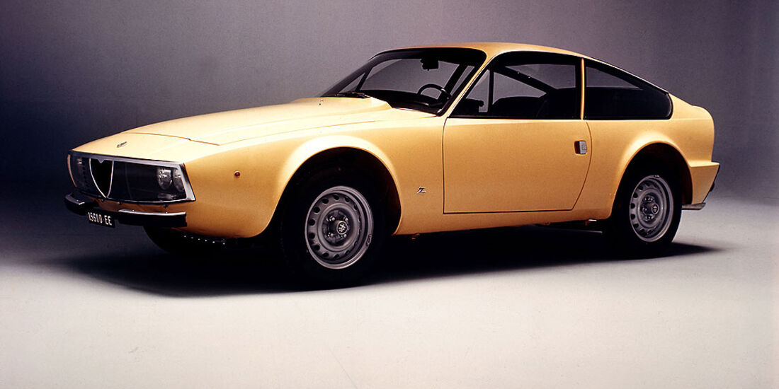 1969-1975 Alfa Romeo Giulia Coupé GT Junior Z