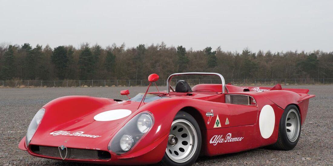 1969er Alfa Romeo Tipo 33/3 Sports Racer