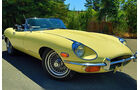 1969er Jaguar E-type Roadster