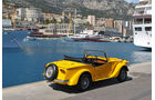 1969er Siata Spring Roadster