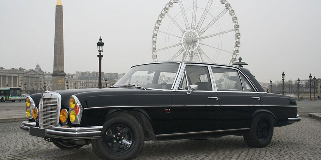 1970 Mercedes-Benz 300 SEL 6.3 l