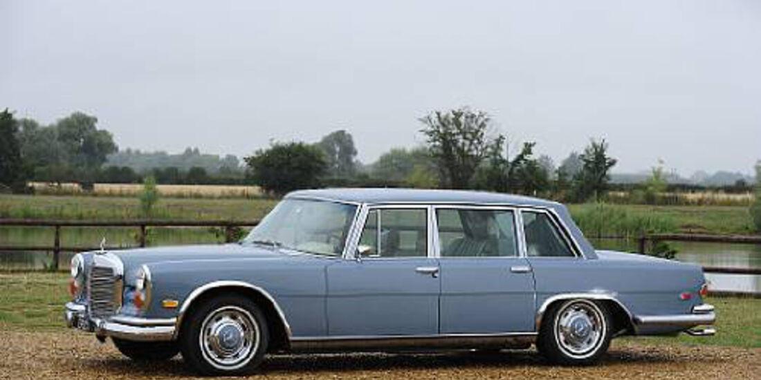 1970er Mercedes-Benz 600 Saloon Limousine