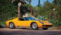 1971er Lamborghini Miura SV