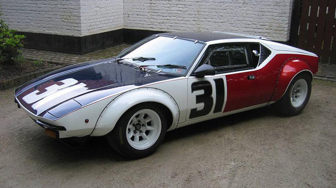 1972 De Tomaso Pantera Group 4 -