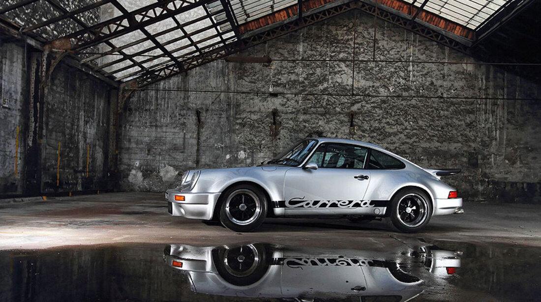 1972 Porsche 911 2,4L S Coupé - modifiziert 3.0L RS