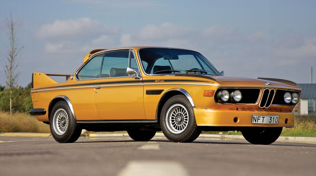 1972er BMW 3.0 CSL