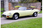 1972er Jaguar E-Type Series III V12 Roadster