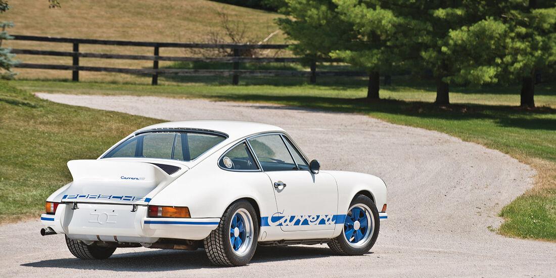 1973er Porsche 911 Carrera RS Lightweight