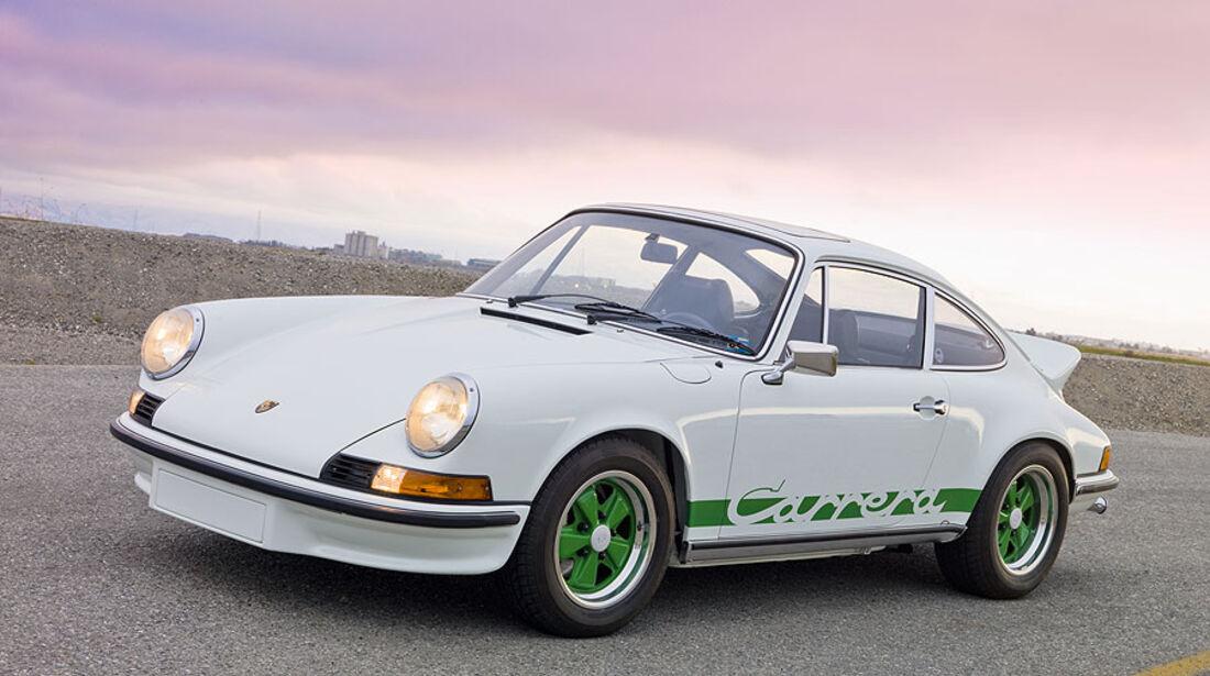 1973er Porsche 911 Carrera RS