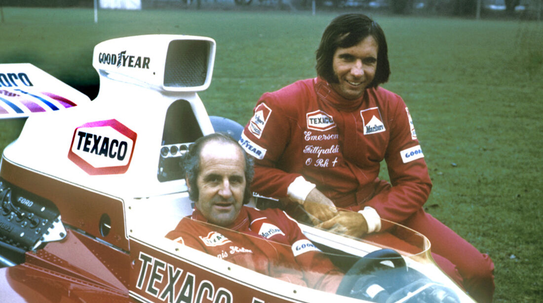 1974 Denis Hulme McLaren