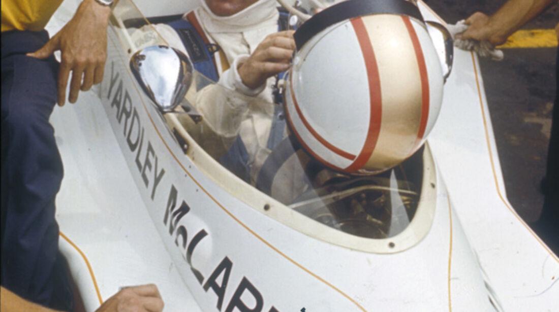 1974 Mike Hailwood McLaren