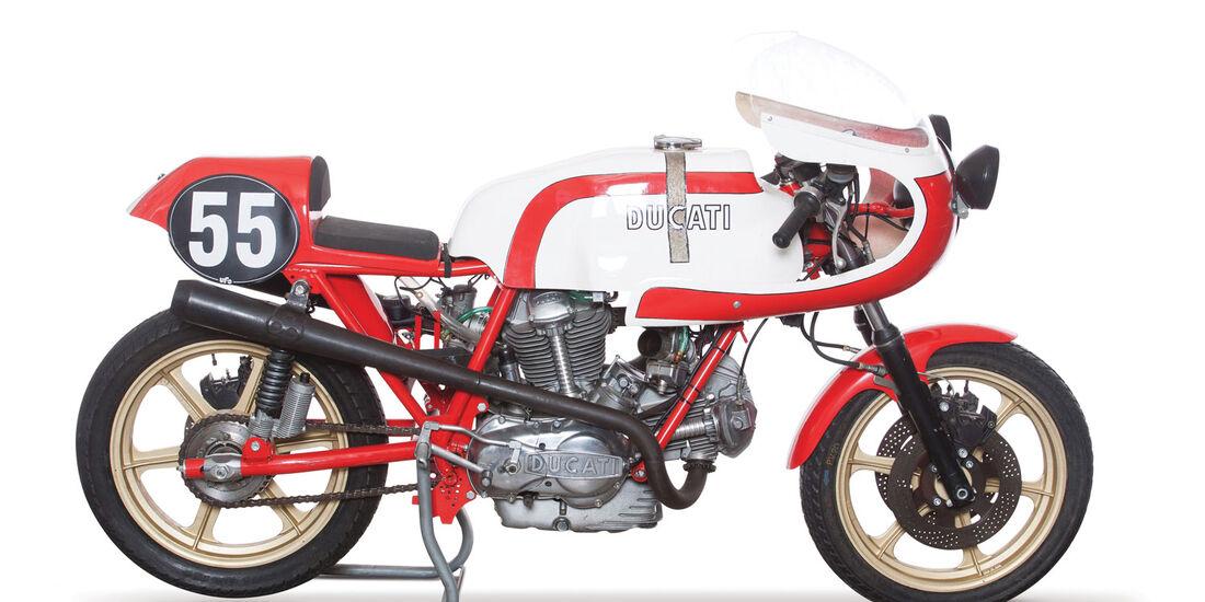 1975 Ducati 750 SS Corsa RM Auctions Monaco 2012