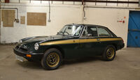 1975 MGB GT '50th Anniversary' Coupé