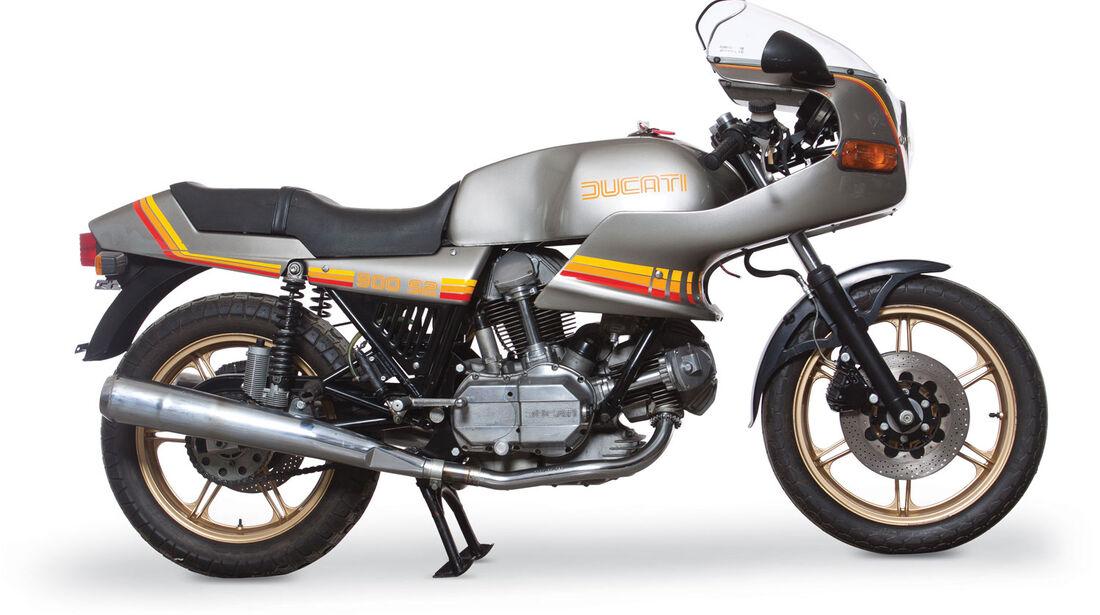 1977 Ducati 900 S2 RM Auctions Monaco 2012