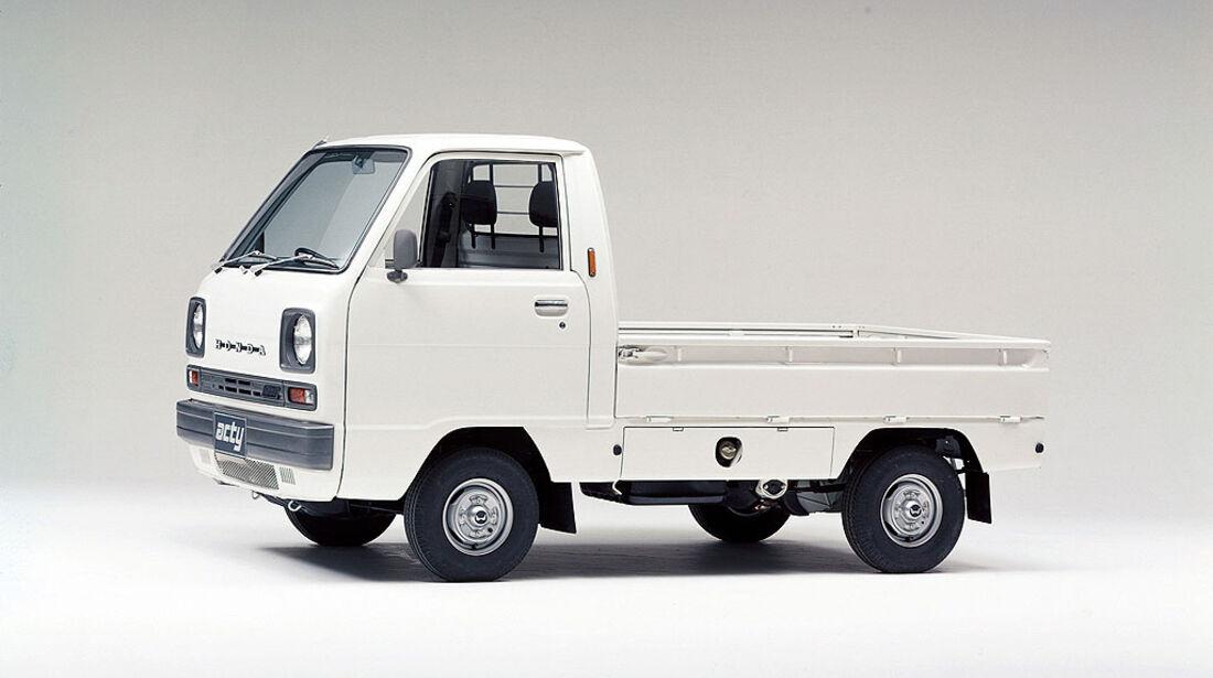 1977 Honda Acty