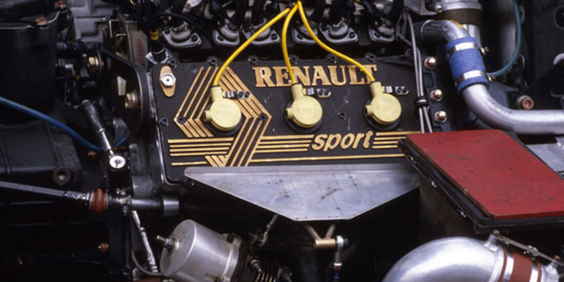 1985 Renault V6 Turbo