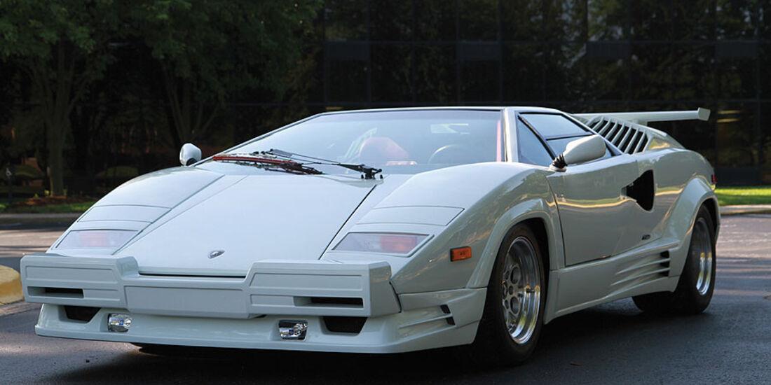 1989er Lamborghini Countach 25th Anniversary Edition