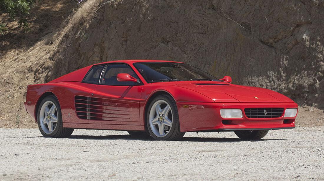 1993er Ferrari 512 TR