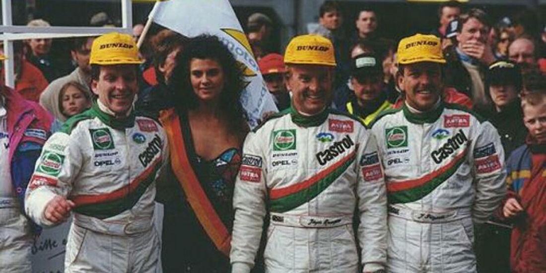 1995 Alle Sieger 24h-Rennen Nürburgring