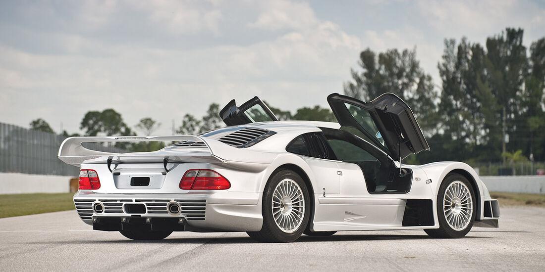 1998er Mercedes-Benz CLK GTR