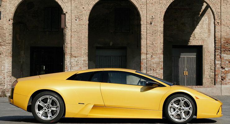 2001 Lamborghini Murciélago