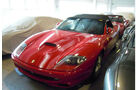 2001er Ferrari 550 Barchetta