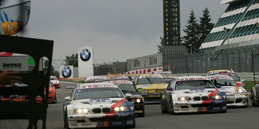 2004 BMW M3 GTR 24h-Rennen Nürburgring