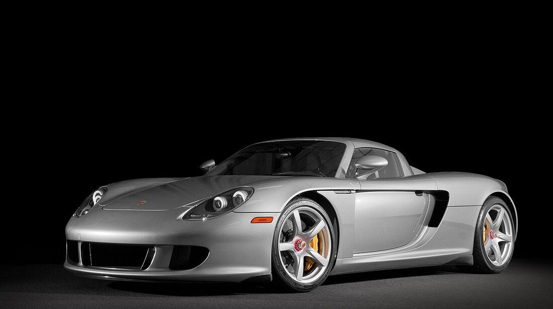 2004er Porsche Carrera GT