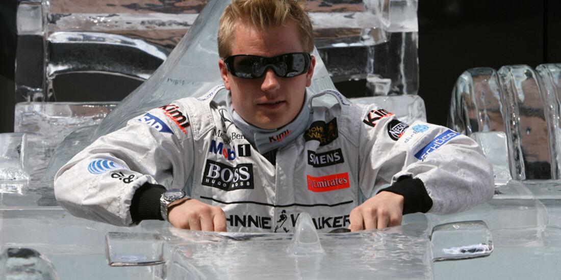 2006 Räikkönen Iceman