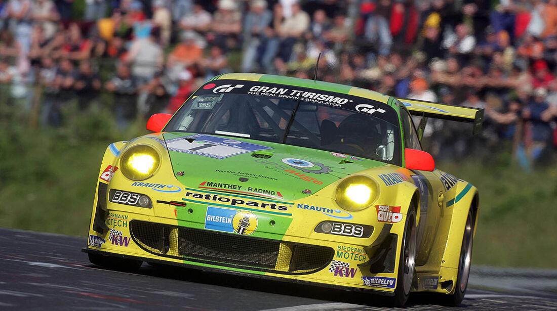 2008-2007 Porsche 911 GT3 24h-Rennen Nürburgring