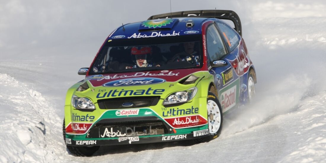2010 Rally Sweden