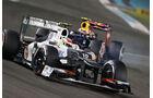 2012 Sauber F1