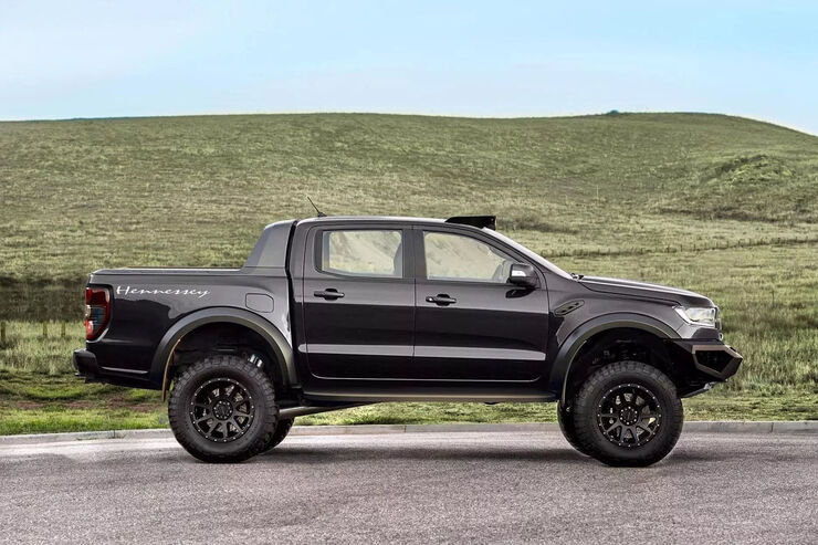 hennessey velociraptor ford ranger noch mehr power f r. Black Bedroom Furniture Sets. Home Design Ideas