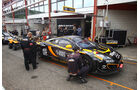 24 h Rennen Spa  MCLAREN MP4 12C GT3 PRO