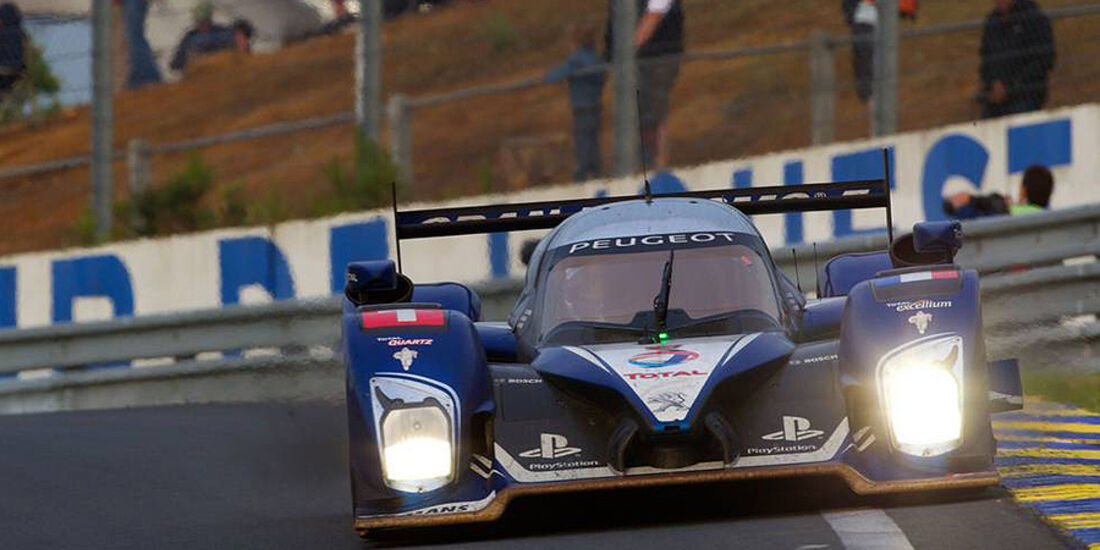 24h Le Mans 2010 Peugeot 908