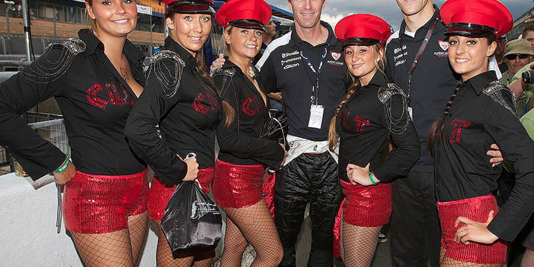 24h Le Mans Grid Girls