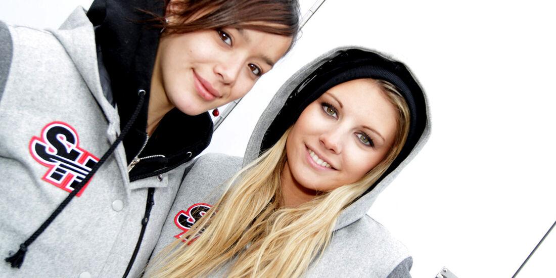 24h Nürburgring 2012 Girls
