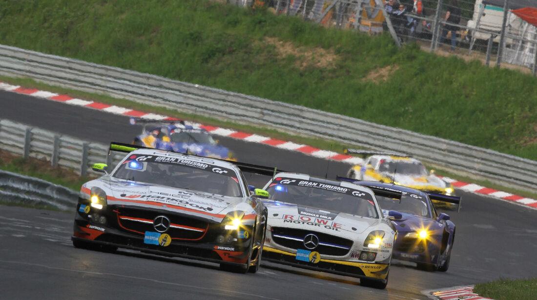 24h Nürburgring 2012 Highlights