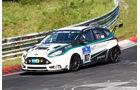 24h-Nürburgring - Nordschleife - Ford Focus ST - Klasse SP 3T - Startnummer #107