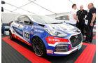 24h-Nürburgring - Nordschleife - Hyundai i30 2,0T - Hyundai Motor Deutschland GmbH - Klasse SP 2T - Startnummer #133