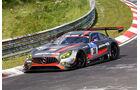 24h-Nürburgring - Nordschleife - Mercedes-AMG GT3 - AMG-Team HTP Motorsport - Klasse SP 9 - Startnummer #30