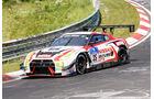 24h-Nürburgring - Nordschleife - Nissan GT-R GT3 - Nissan GT Academy Team RJN - Klasse SP 9 - Startnummer #35