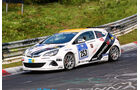 24h-Nürburgring - Nordschleife - Opel Astra J OPC - Team WS Racing - Klasse Cup 1 - Startnummer #253