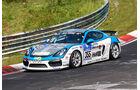 24h-Nürburgring - Nordschleife - Porsche 981 Cayman GT4 CS - Mühlner Motorsport - Klasse Cup 3 - Startnummer #355