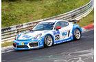 24h-Nürburgring - Nordschleife - Porsche 981 Cayman GT4 CS - Team Mathol Racing e. V. - Klasse Cup 3 - Startnummer #353