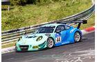 24h-Nürburgring - Nordschleife - Porsche 991 GT3 R - Falken Motorsports - Klasse SP 9 - Startnummer #44