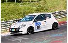 24h-Nürburgring - Nordschleife - Renault Clio - Klasse SP 3 - Startnummer #117